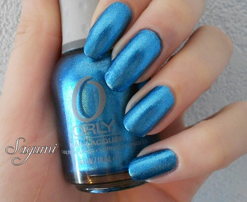 Orly - Sweet Peacock