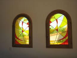 Les vitraux ...