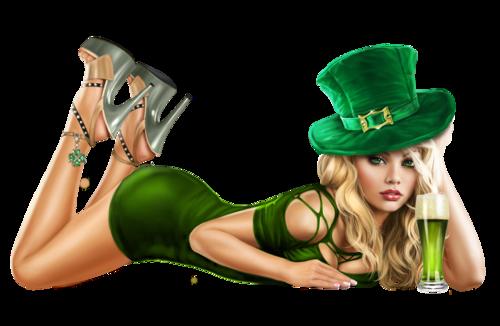 Saint Patrick Persnnage 1