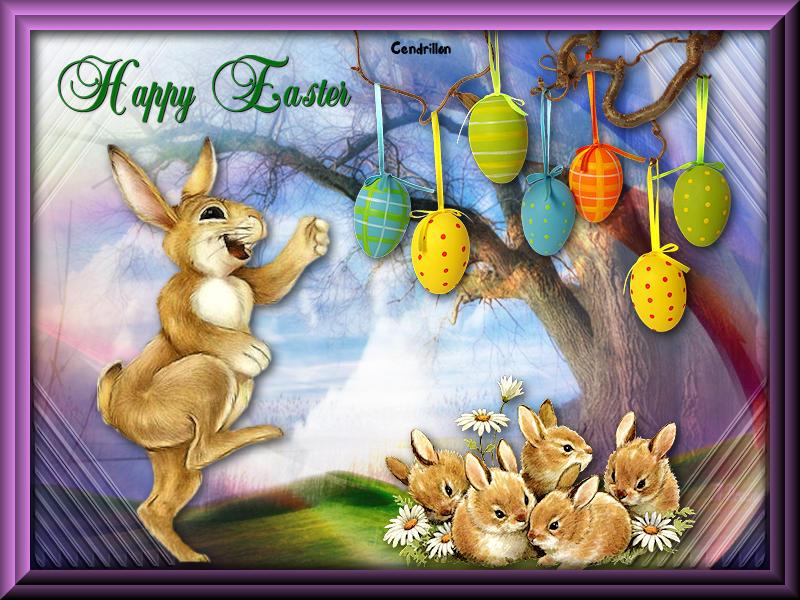 Happy Easter 2020 - Jemima