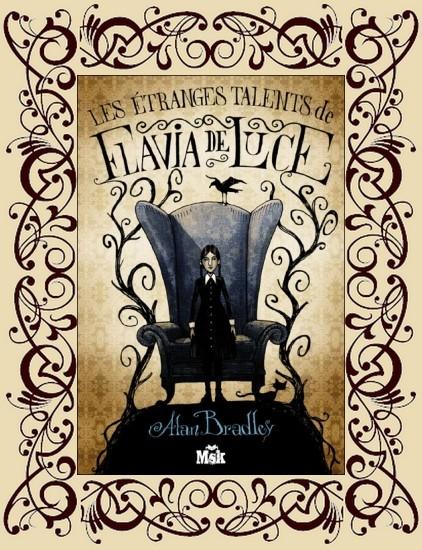 Les Étranges talents de Flavia de Luce t1