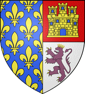 Talmont-sur-Gironde Charente-Maritime blason
