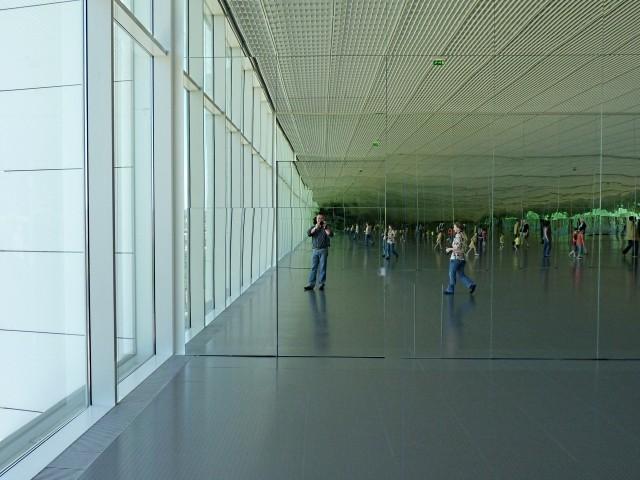 Buren au Centre Pompidou-Metz 22 2011