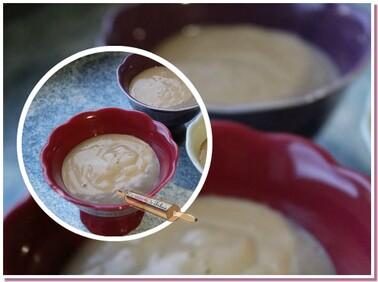 Crème café / amaretto (Soup &Co)