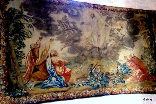 Saint Gaudens en 31: intérieur de la collégiale