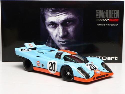 Steve McQueen aux 24 heures du Mans