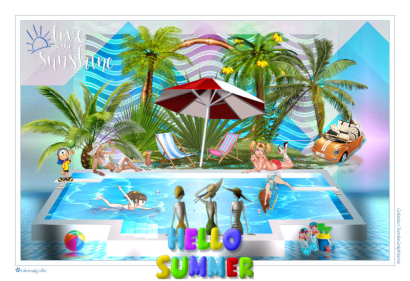 *** Summer Time ***