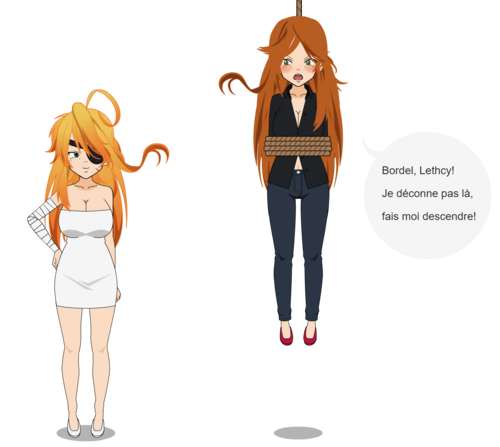 Lethcy et Oksanna