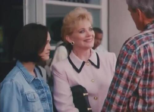 """Kathleen Noone et Don Murray dans"""" Cœurs à la dérive""""."""