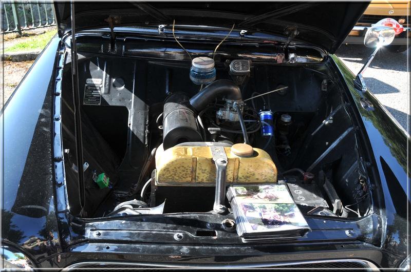 moteur de Peugeot