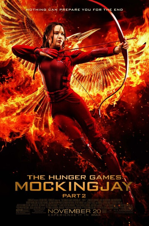 HUNGER GAMES : LA REVOLTE PARTIE 2 BOX OFFICE