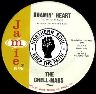 The Chell-Mars  Roamin' Heart