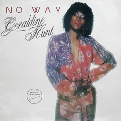 Geraldine Hunt - No Way - Complete LP