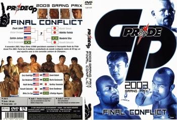 PRIDE GP 2003 FINAL CONFLICT
