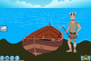 Jouer à Great vikings escape