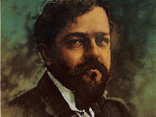 Claude Debussy et la mer