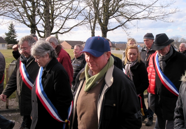 Les Châtillonnais sont venus très nombreux à la Manifestation de soutien des services de notre hôpital !...