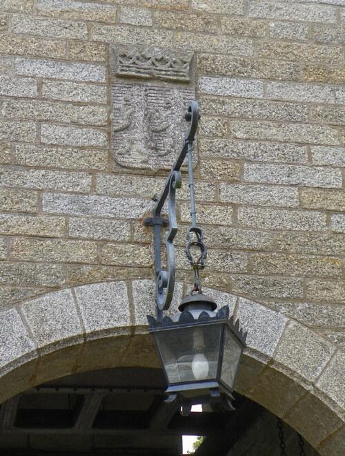 Le château de la Bretesche