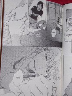 Hidamari ga kikoeru : A la poursuite du bonheur de Fumino Yuki