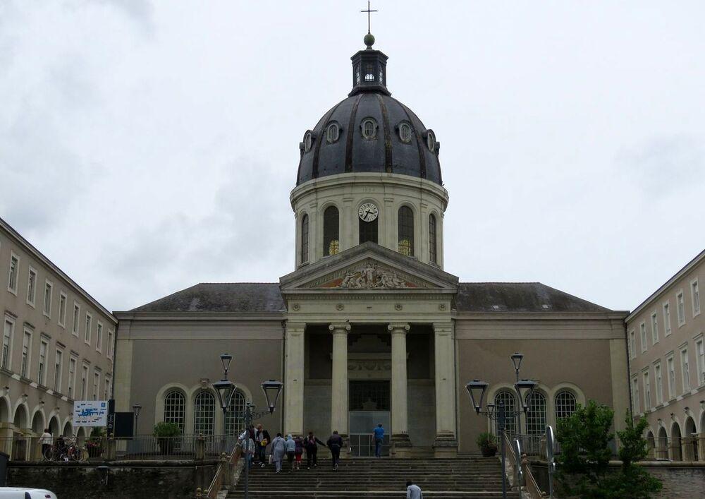 une chapelle à Angers