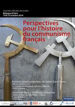 Perspectives pour l'histoire du communisme français