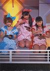 Sayumi Michishige 道重さゆみ Reina Tanaka 田中れいな Riho Sayashi 鞘師里保 Morning Musume Concert Tour 2012 Haru Ultra Smart