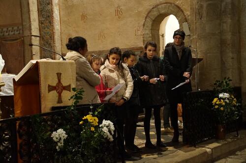 Messe de Noël à Huriel