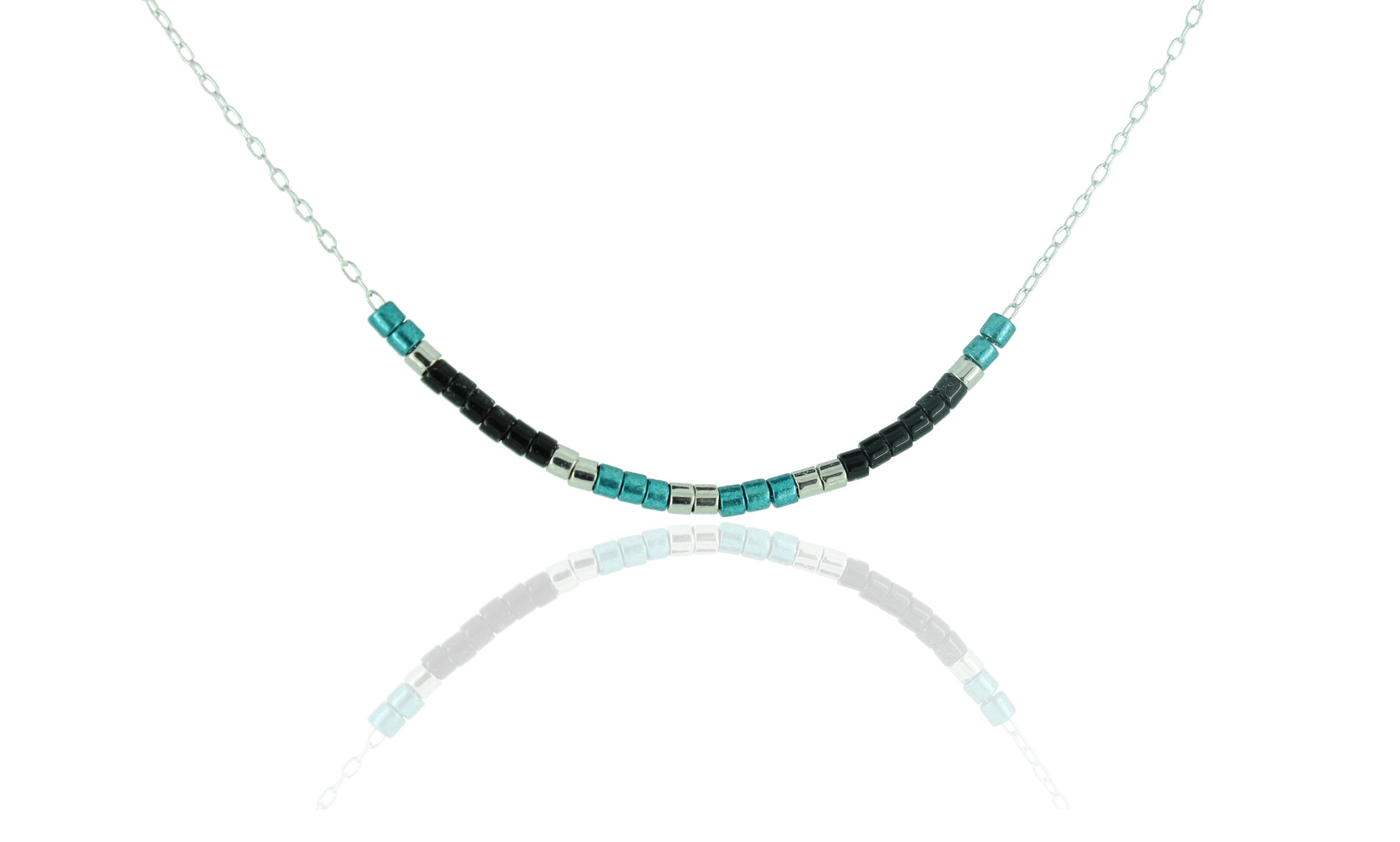 collier perle miyuki