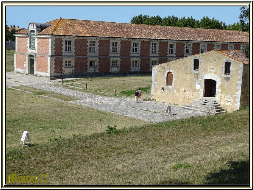 Village fortifié de Brouage