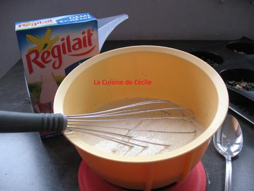 Quiche sans pâte aux blettes