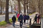 La promenade du 23 février à Caen