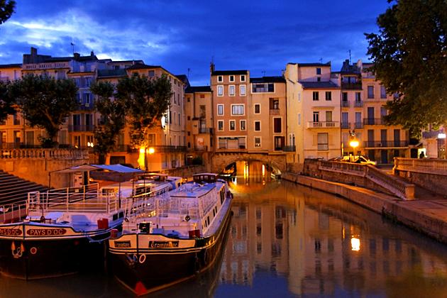 Via Domitia : Narbonne
