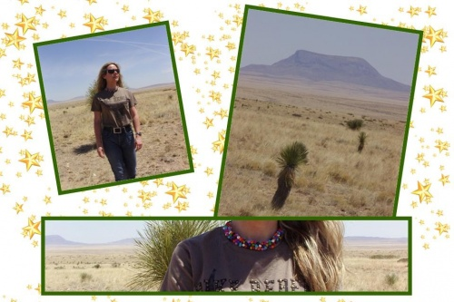 Création d'un collier inspiré par le Nouveau Mexique