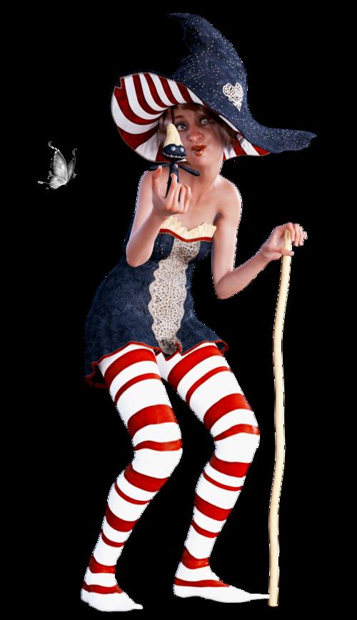 Elvida la sorcière