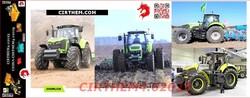 CHINE: matériels agricoles high-tech et novateurs.