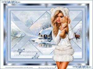 Variante aux portes de l'hiver