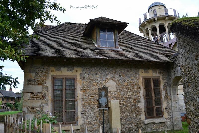 Versailles : Le Domaine de Marie-Antoinette : Laiteries