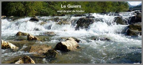 Le Guiers seuil du plat du Maillet