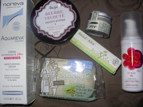 Offre exceptionnelle Ma boîte à beauté : + de 109 € de produits pour 28 €