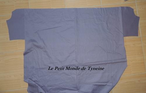 Robe à la française 18ème - Les plis Watteau ...