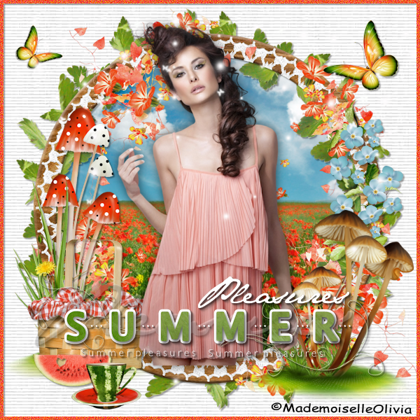 ✿ Tutoriel 5 Summer ✿