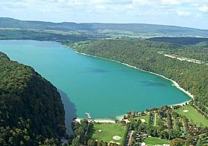 lac chalain grande