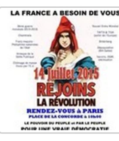 Pour un 14 juillet révolutionnaire ?