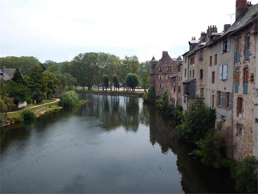 Espalion en Aveyron