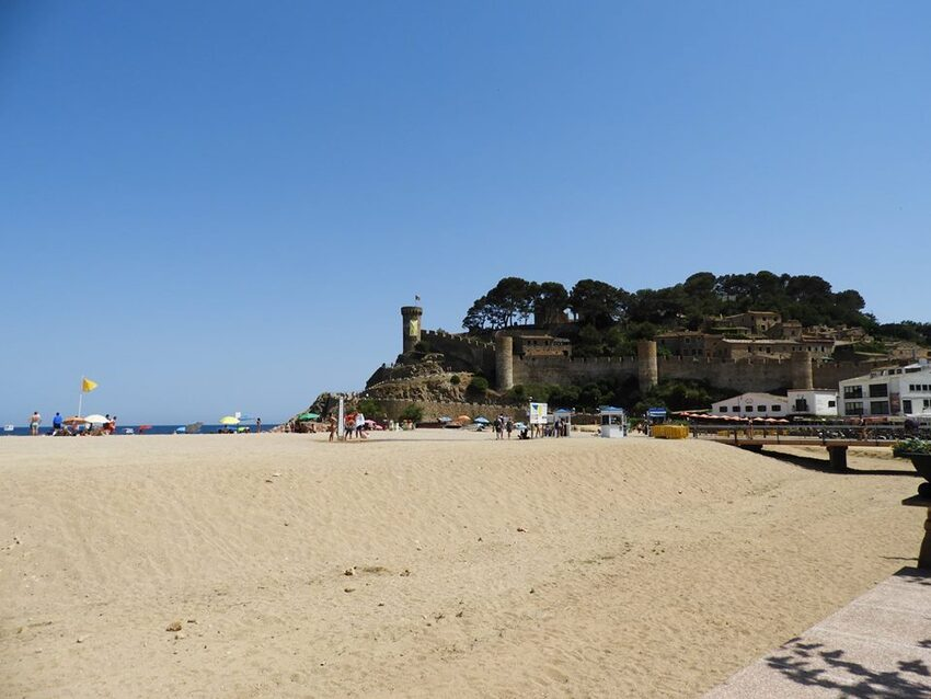TOSSA DE MAR (suite)