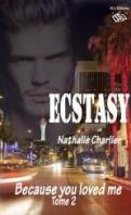 Chronique Ecstasy tome 2 de Nathalie Charlier