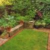 petit jardin: limiter la pelouse