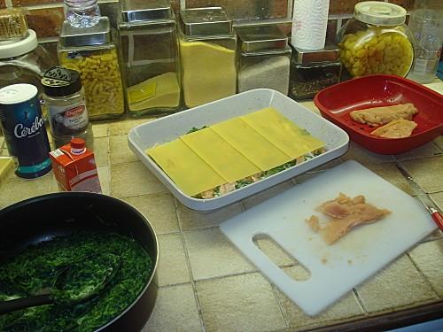 Lasagnes Saumon Epinards 5
