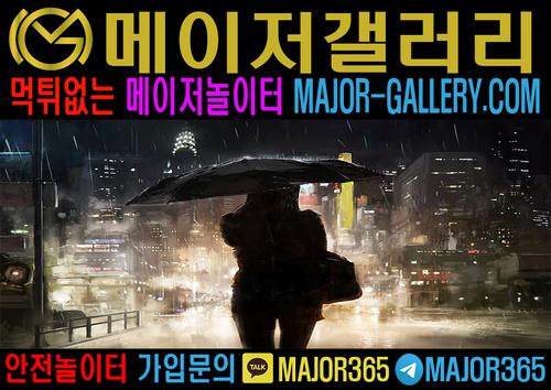 대한민국 상위 1퍼센트 사설토토 사이트 추천은 메이저갤러리