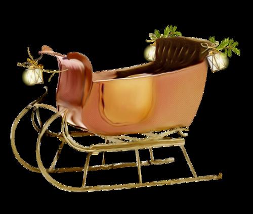 Traineaux , Noël 1
